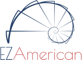 EZ American Logo