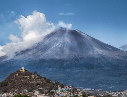 メキシコ登山ツアー