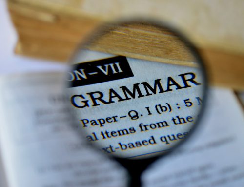 有能な美人秘書 Grammarly