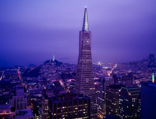 サンフランシスコを徘徊